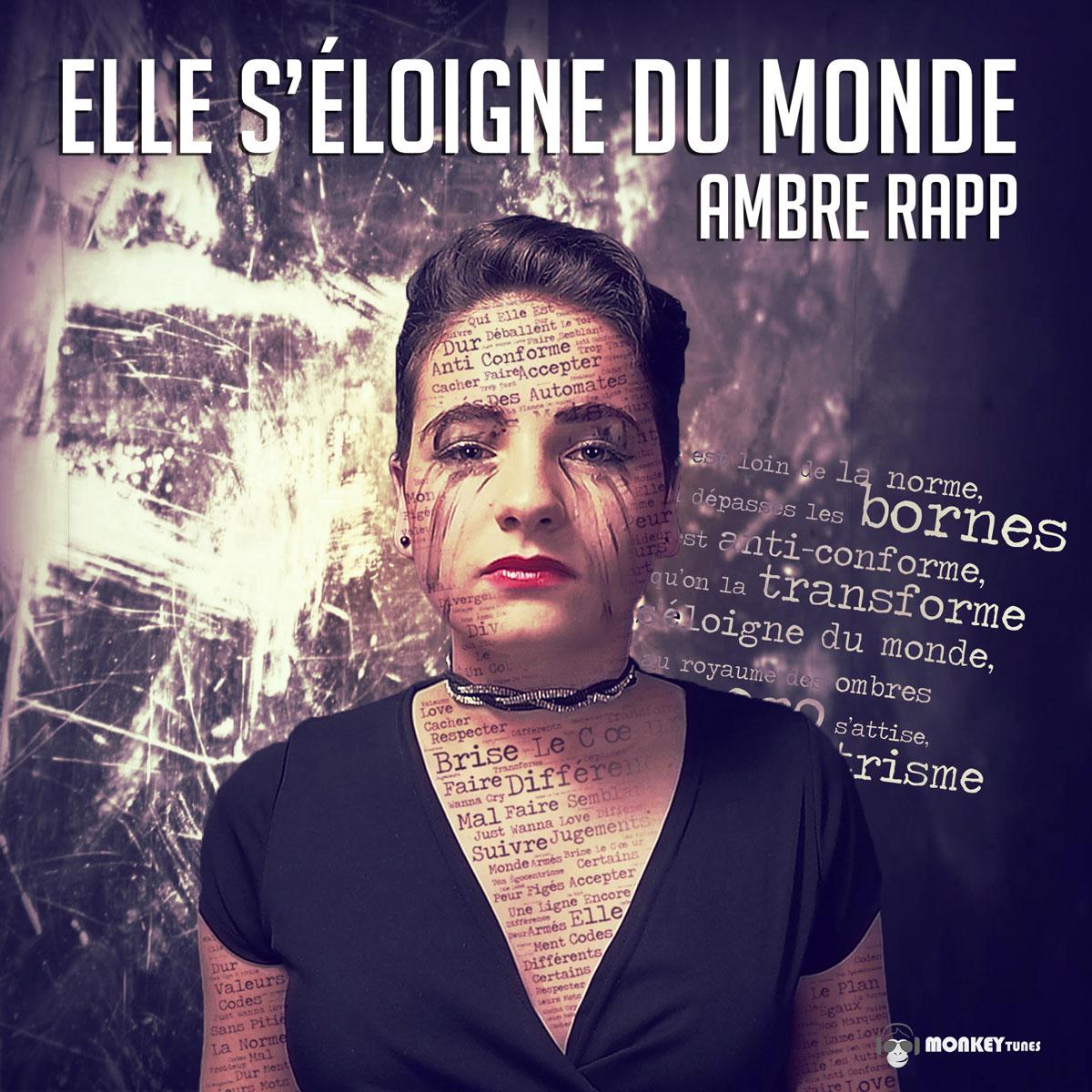 Elle s'éloigne du monde – AMBRE RAPP (radio edit)