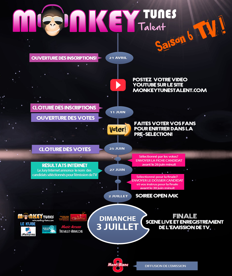 calendrier-monkey-tunes-talent-saison-6